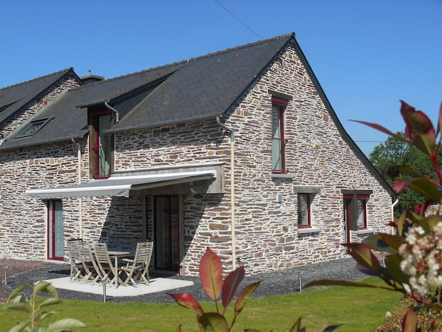 GITE ENTRE RENNES ET BROCELIANDE - Saint Thurial - House