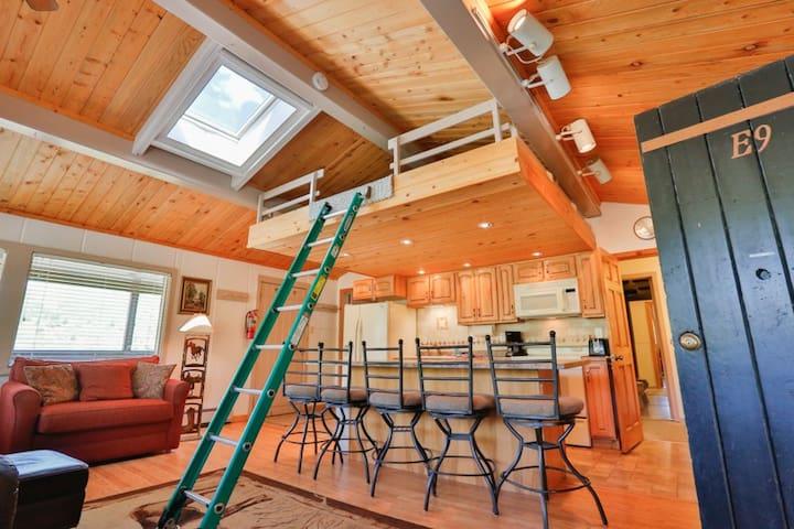 E9 - Brettelberg Condos at Sunlight Mountain Resort