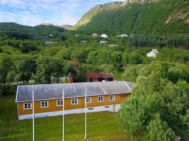 Helgelandskysten - Glomfjord
