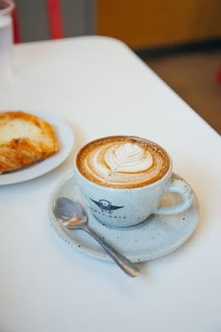 Enjoy a coffee at our neighbor, Cafe Moto.