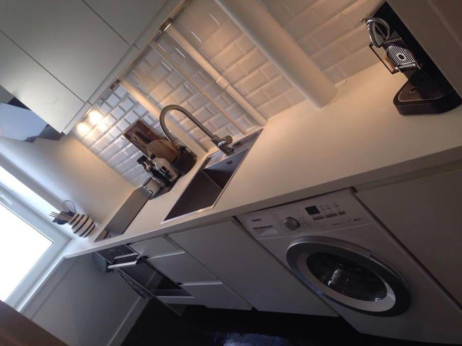 Simens washing machine from 2015