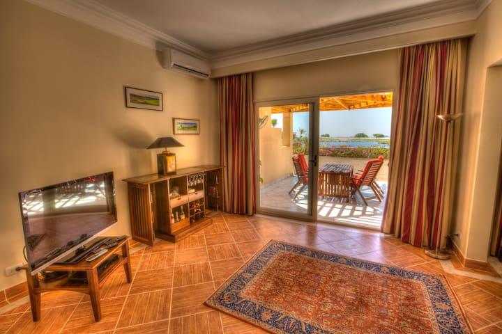 Private Wohnung im Resort Soma Bay - Soma Bay, Ägypten - Apartment