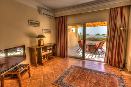 Private Wohnung im Resort Soma Bay - Soma Bay, Ägypten