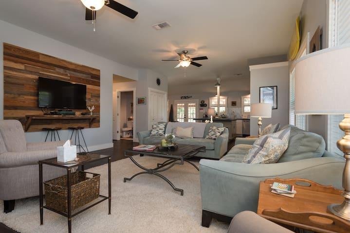 Private & Spacious S.Austin Retreat - Austin - Casa