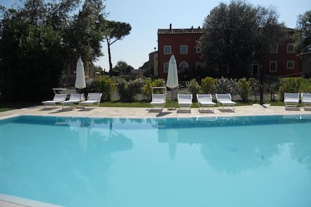 Borgo Libbiano set in the Tuscan Country side - Peccioli - Apartment