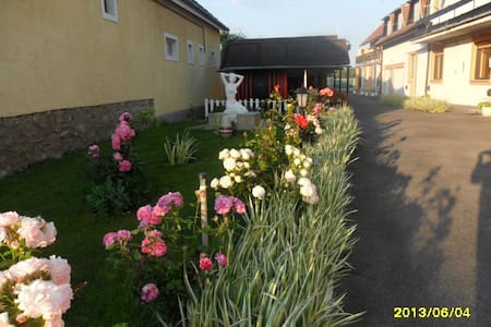 Büker Gästehaus bei Thermal-Sommer - Bük