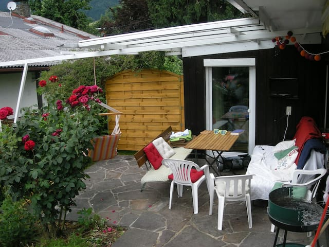 Comfy House with Garden - Innsbruck