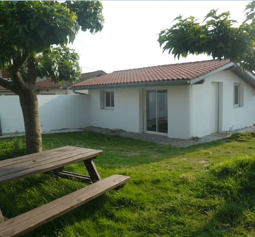 Nice house 300m from the beach  - Anglet - Dom