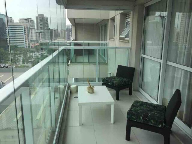 Localização incrível Loft moderno