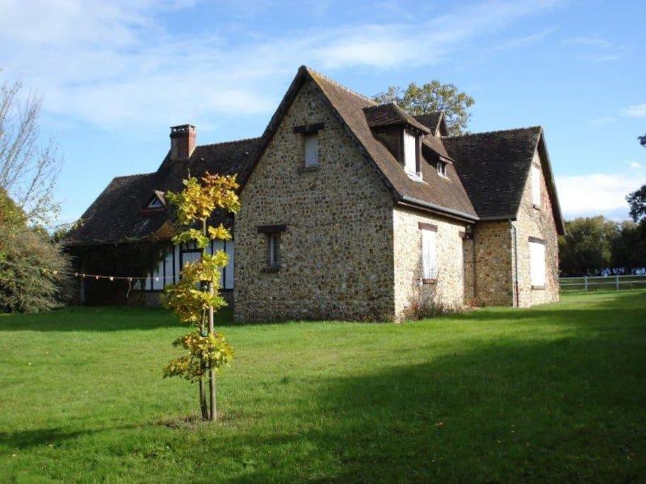 Maison de campagne maisons louer saint antonin de - Maison de campagne normandie ...
