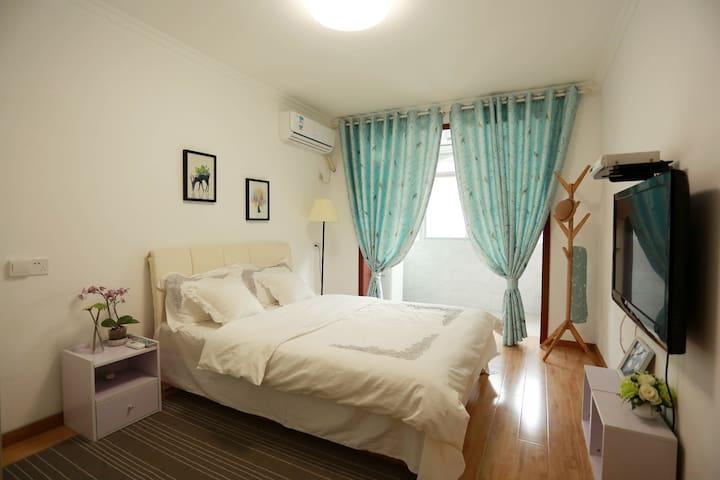 新街口&夫子庙&总统府绝佳地段舒适两居 - 南京 - House