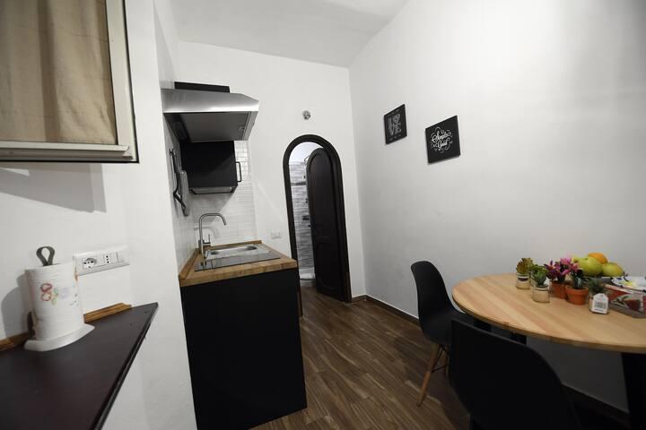 Rome Apartments 1