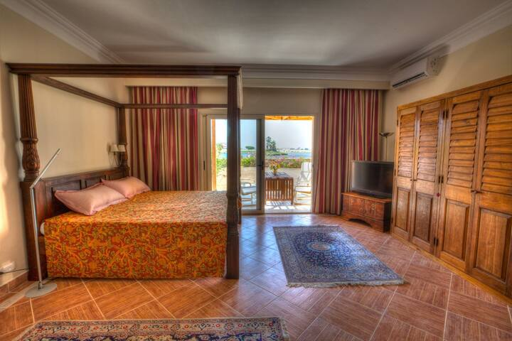 Privat Wohnung im Resort Soma Bay - Soma Bay, Ägypten - Leilighet