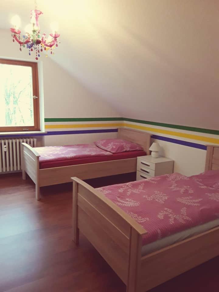 Monteurwohnung direkt in Wertheim