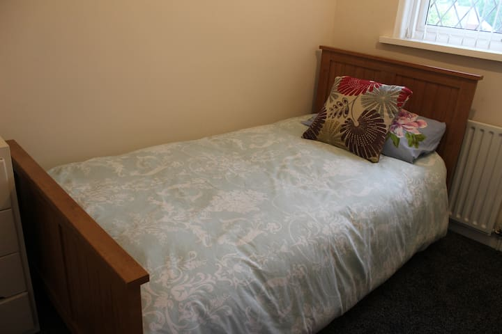 cozy single bedroom in quiet area - Stafford - Casa