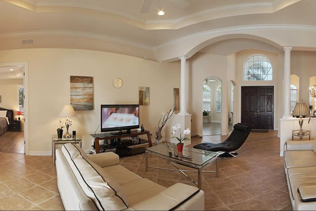 great room - Wohnzimmer