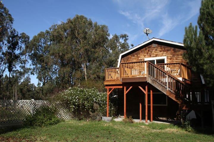 Coastal Country Retreat - Arroyo Grande - Talo