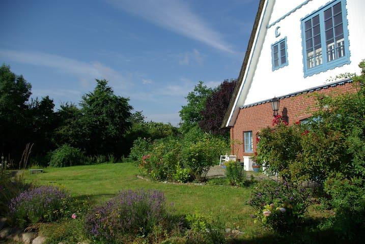 Traum-Reethdachhaus 30 Min. von HH im Alten Land - Hamburg - House