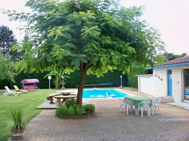Maison de Vacance en Dordogne - Gardonne - Casa