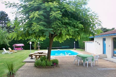 Maison de Vacance en Dordogne - Hus