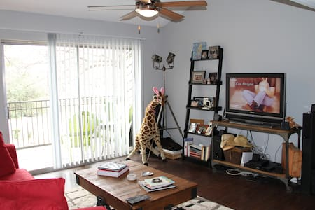 Close to Downtown & Great for SXSW! - Austin - Apartment
