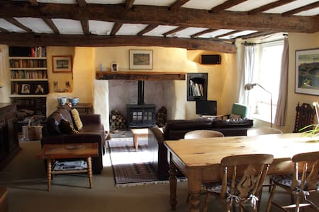 Character house in Lake District