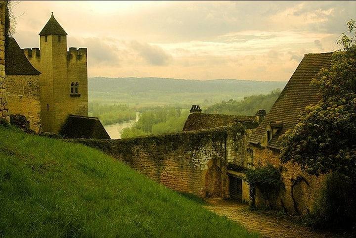 Medieval Cottage Next to a Castle!
