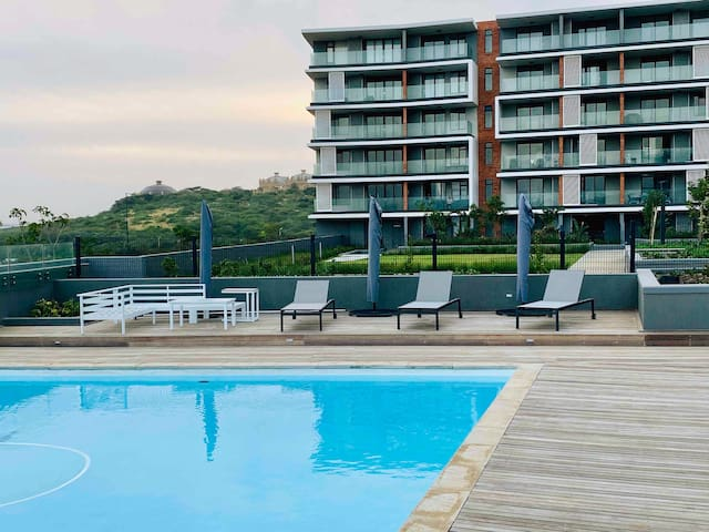 Coral Point 502 Luxury Umhlanga/Umdloti Apartment