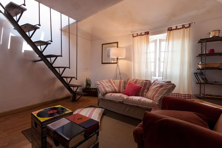 Antica casa in tipico borgo ligure - Carro - Apartment