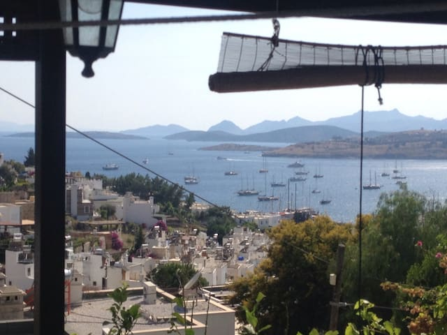 If you are looking for real Comfort - Bodrum - Casa