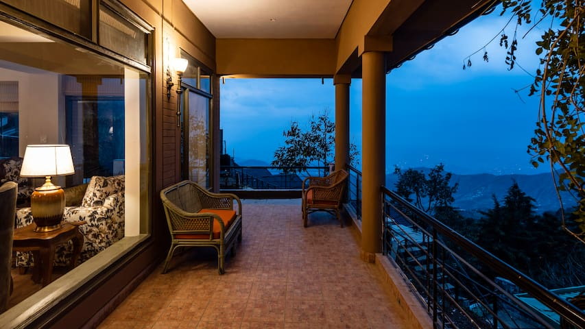 Luxury Deluxe Room at Mussoorie