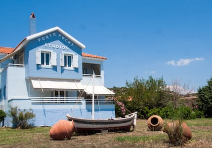 Calm and peacefull by the sea 4pers - Βατερά - Apartamento