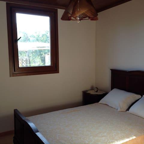 Wooden house Magnificent, calm and charming - Santa Bárbara de Nexe