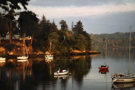 Coet Kaloun - Site exceptionnel - Golfe Morbihan - Crac'h