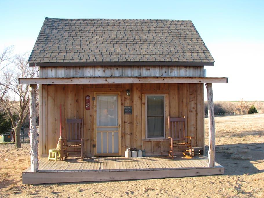 Northwest Oklahoma Cabin Retreat Cabins For Rent In Sharon Oklahoma Unite