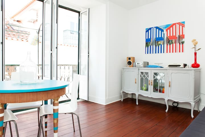 Your home in Lisbon? Great location in Bairro Alto