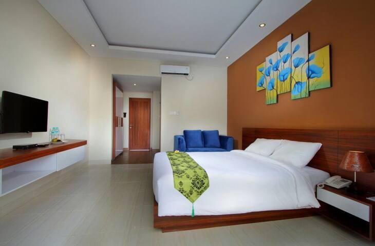 Nice room in Denpasar City Center - Denpasar  - Bed & Breakfast