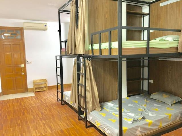 ALT HOME HOSTEL Mỹ Đình - Bed in Dormitory