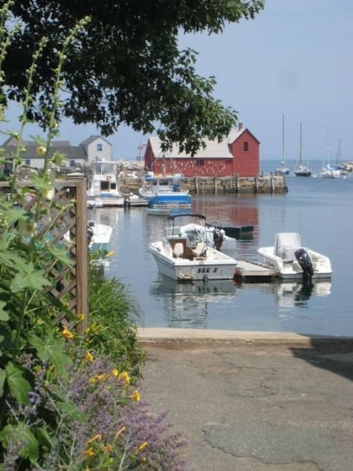 Rockport Harbor!