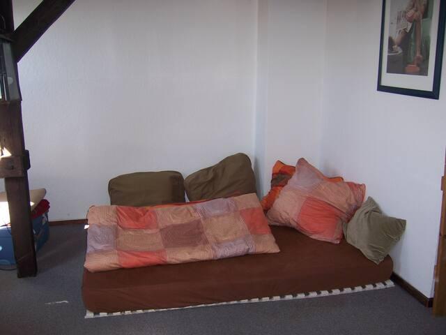 Gemütliches, zentrales Appartement - Kiel - Loft