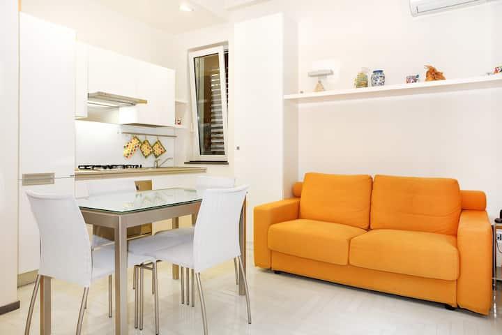 Wonderful apartment in Taormina
