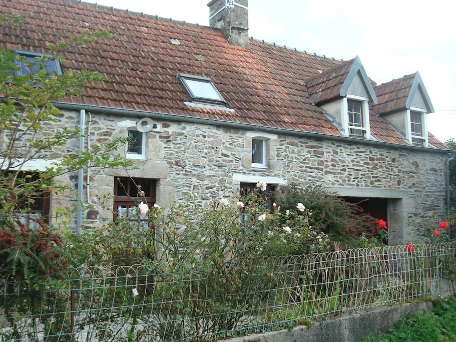 maison dans le cotentin houses for rent in le vast lower normandy france. Black Bedroom Furniture Sets. Home Design Ideas