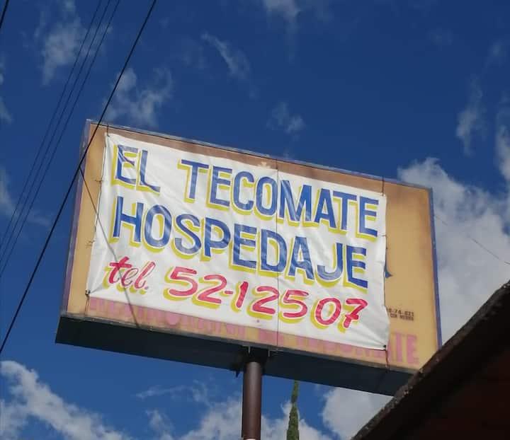 El tecomate
