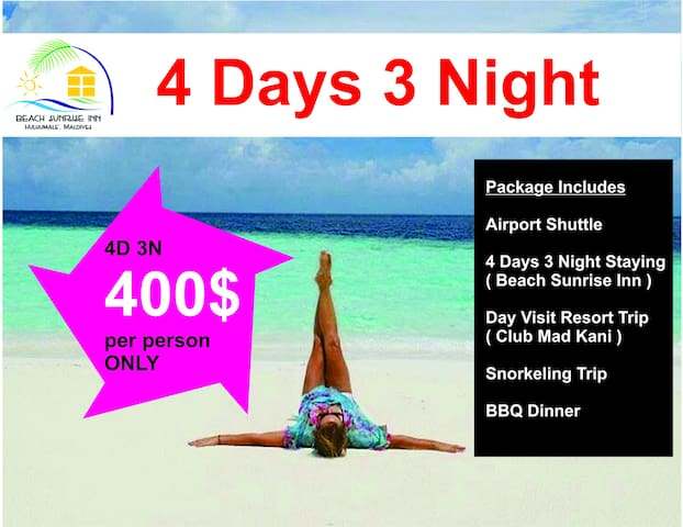 Maldives Holiday Package - Malé - Appartement