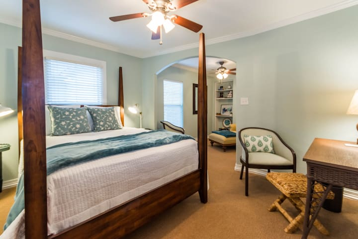 Master suite is spa-like in it's comfort.
