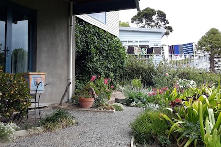 Brand new Akaroa garden side unit - Akaroa - House