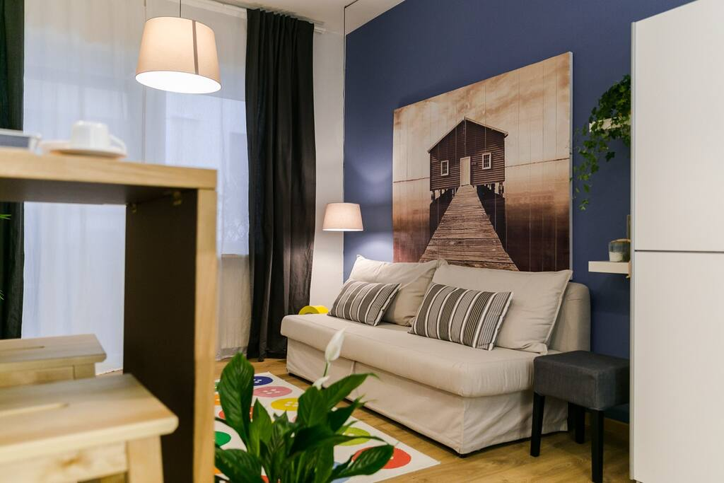 Zona giorno - Living room