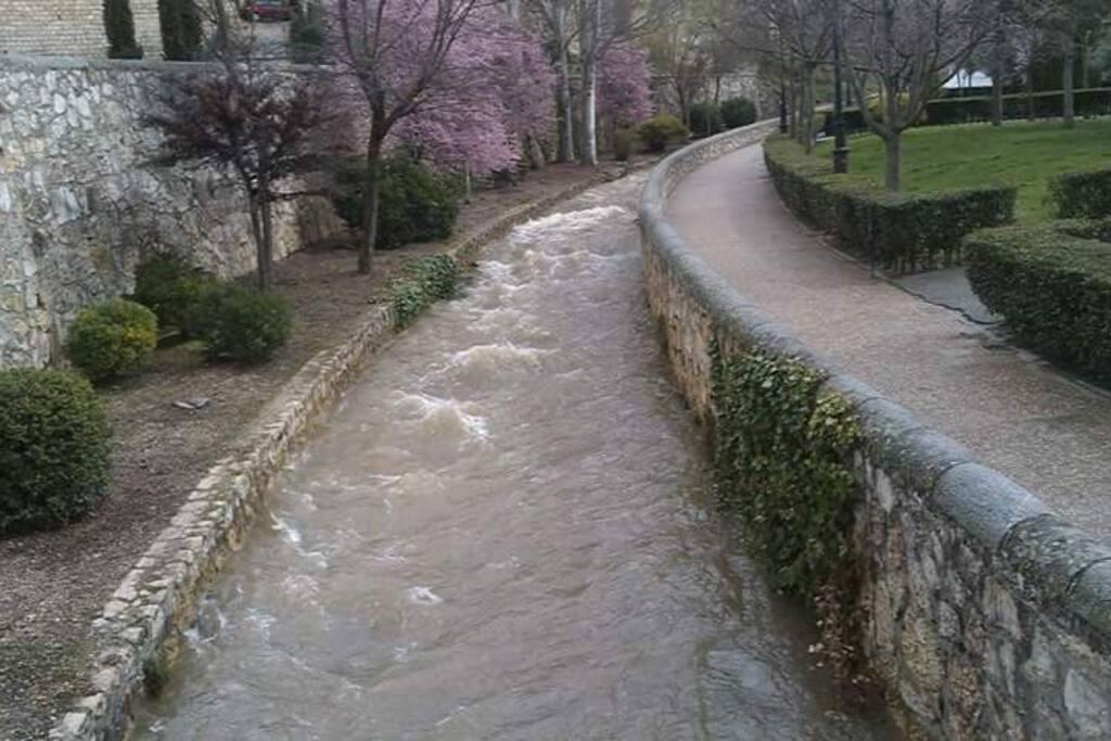 Río Huecar