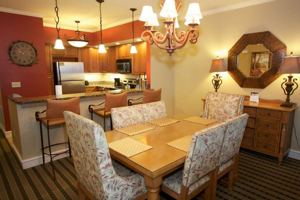 Riverstone #156 is well appointed to ensure all your guests stay in comfort!