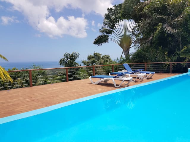 Wonderful Casa Couleur with unforgettable sea view